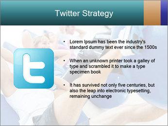 Gym people PowerPoint Template - Slide 9