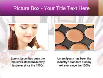 Makeup brush PowerPoint Template - Slide 18