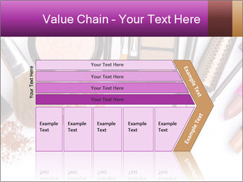 Makeup brush PowerPoint Template - Slide 27