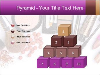 Makeup brush PowerPoint Template - Slide 31