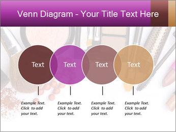 Makeup brush PowerPoint Template - Slide 32