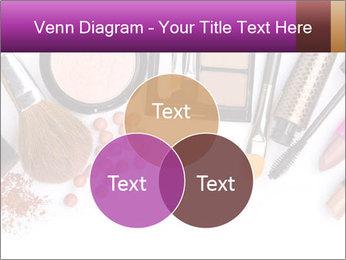 Makeup brush PowerPoint Template - Slide 33