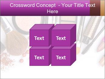 Makeup brush PowerPoint Template - Slide 39