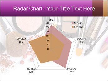 Makeup brush PowerPoint Template - Slide 51