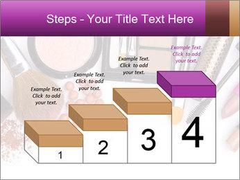 Makeup brush PowerPoint Template - Slide 64