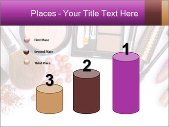 Makeup brush PowerPoint Template - Slide 65