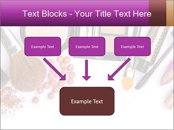 Makeup brush PowerPoint Template - Slide 70