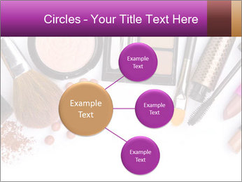 Makeup brush PowerPoint Template - Slide 79