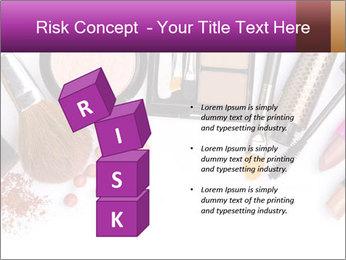 Makeup brush PowerPoint Template - Slide 81