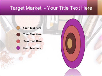 Makeup brush PowerPoint Template - Slide 84
