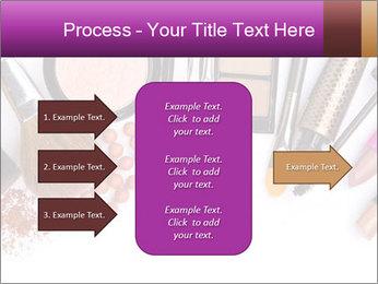 Makeup brush PowerPoint Template - Slide 85