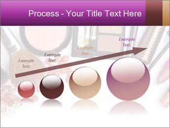 Makeup brush PowerPoint Template - Slide 87