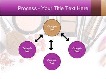 Makeup brush PowerPoint Template - Slide 91