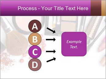 Makeup brush PowerPoint Template - Slide 94