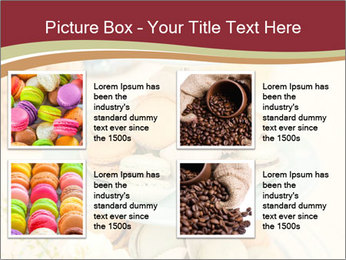 French macarons PowerPoint Template - Slide 14