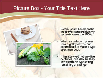 French macarons PowerPoint Template - Slide 20