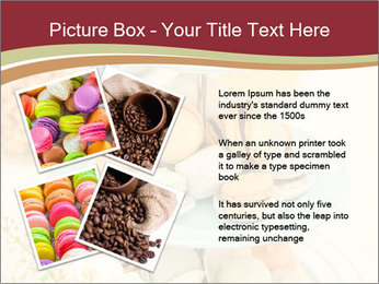 French macarons PowerPoint Template - Slide 23