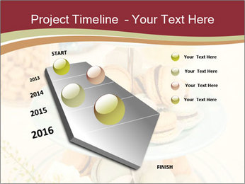 French macarons PowerPoint Template - Slide 26