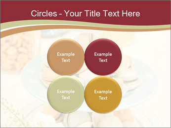 French macarons PowerPoint Template - Slide 38