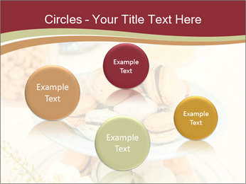 French macarons PowerPoint Template - Slide 77