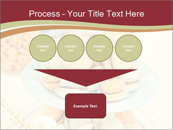 French macarons PowerPoint Template - Slide 93