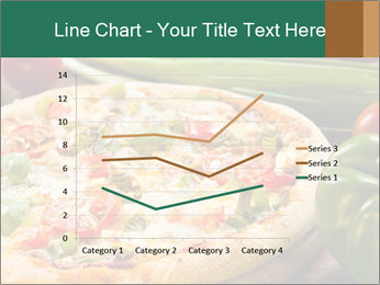 Freshly prepared pizza PowerPoint Template - Slide 54