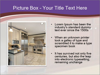 Kitchen in luxury home PowerPoint Template - Slide 13