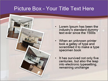Kitchen in luxury home PowerPoint Template - Slide 17