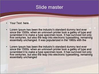 Kitchen in luxury home PowerPoint Template - Slide 2