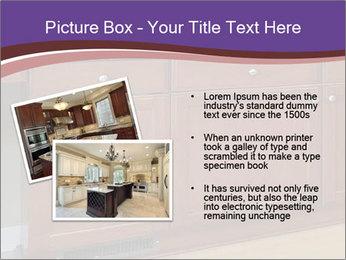 Kitchen in luxury home PowerPoint Template - Slide 20