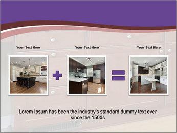 Kitchen in luxury home PowerPoint Template - Slide 22