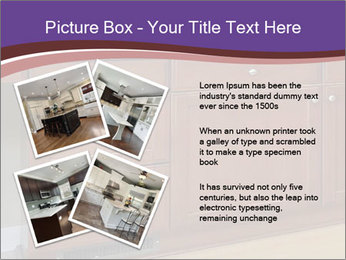 Kitchen in luxury home PowerPoint Template - Slide 23