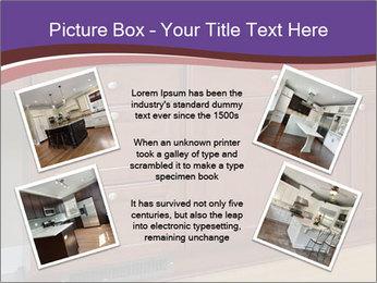Kitchen in luxury home PowerPoint Template - Slide 24