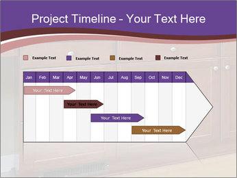 Kitchen in luxury home PowerPoint Template - Slide 25