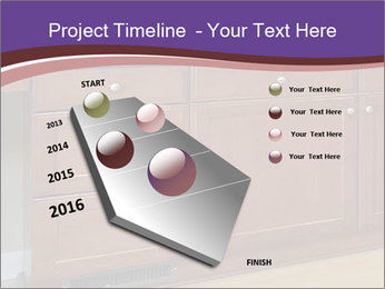 Kitchen in luxury home PowerPoint Template - Slide 26