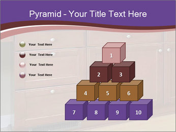 Kitchen in luxury home PowerPoint Template - Slide 31
