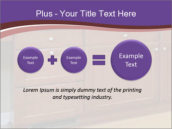 Kitchen in luxury home PowerPoint Template - Slide 75