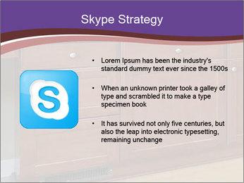 Kitchen in luxury home PowerPoint Template - Slide 8
