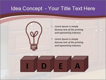 Kitchen in luxury home PowerPoint Template - Slide 80