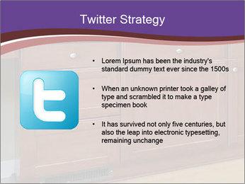 Kitchen in luxury home PowerPoint Template - Slide 9