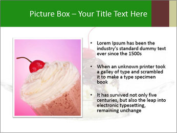 Ice cream PowerPoint Template - Slide 13