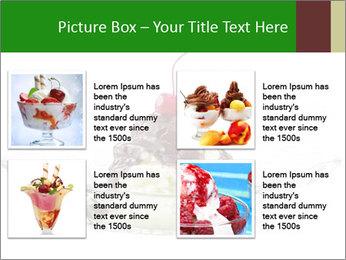 Ice cream PowerPoint Template - Slide 14
