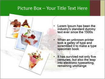 Ice cream PowerPoint Template - Slide 17