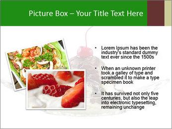 Ice cream PowerPoint Template - Slide 20