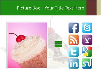 Ice cream PowerPoint Template - Slide 21