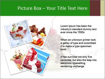 Ice cream PowerPoint Template - Slide 23