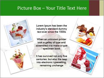 Ice cream PowerPoint Template - Slide 24