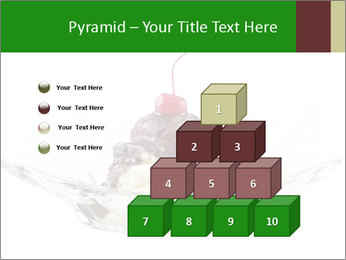 Ice cream PowerPoint Template - Slide 31
