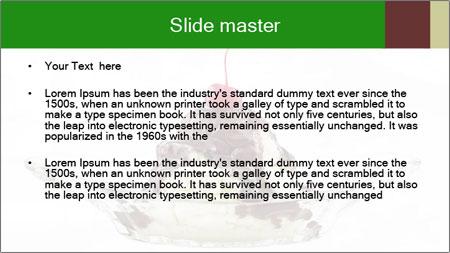 Ice cream PowerPoint Template - Slide 2