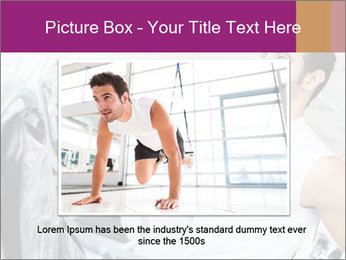 Handsome gym PowerPoint Template - Slide 15